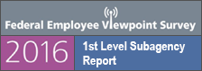 2016 Federal Employee Viewpoint Survey