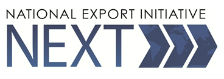 National Export Initiative (NEI) NEXT logo