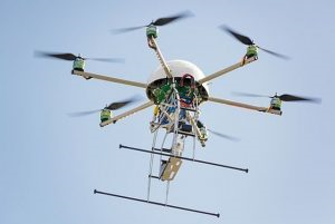 Choctaw Nation Drone Testing