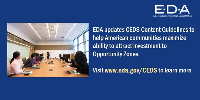 EDA CEDS Content Guidelines Update