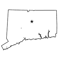 Image of map of state